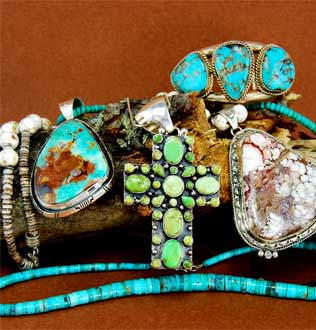 Southwestern Fashion Jewelry